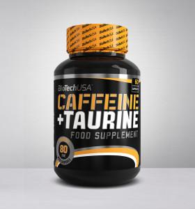 Caffeine plus taurine