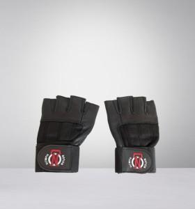 Kožne rukavice sa bandažerom