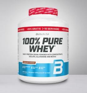 100% Pure Whey 2.27kg + 20% gratis