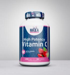 High Potency Vitamin C