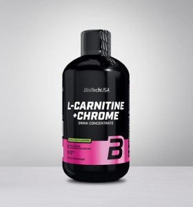 L-karnitin + Hrom 0,5l