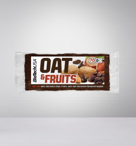 Oat & Fruits bar